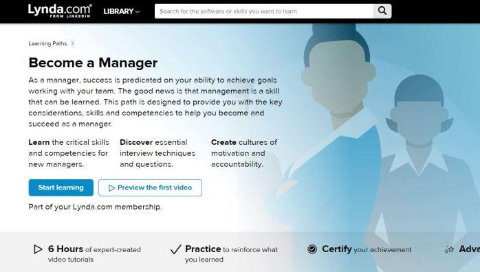 Career Learning Path