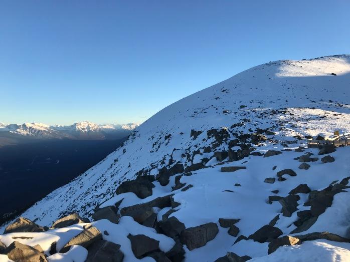 Jasper mountain